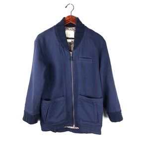Anthropologie Hei Hei bomber jacket heavyweight S
